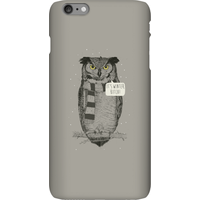 Balazs Solti It's Winter, Bitch! Phone Case for iPhone and Android - iPhone 6 Plus - Snap Case - Glo