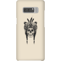 Balazs Solti Bear Head Phone Case for iPhone and Android - Samsung Note 8 - Snap Case - Matte