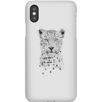 Balazs Solti Leopard Phone Case for iPhone and Android - iPhone X - Snap Case - Gloss