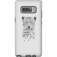 Balazs Solti Leopard Phone Case for iPhone and Android - Samsung Note 8 - Tough Case - Gloss