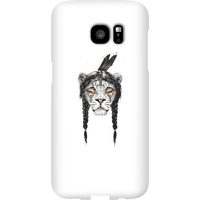 Balazs Solti Native Lion Phone Case for iPhone and Android - Samsung S7 Edge - Snap Case - Matte