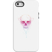 Balazs Solti Colourful Skull Phone Case for iPhone and Android - iPhone 5/5s - Tough Case - Gloss - Colourful Gifts