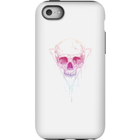 Balazs Solti Colourful Skull Phone Case for iPhone and Android - iPhone 5C - Tough Case - Gloss - Colourful Gifts