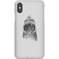 Balazs Solti Winter Tiger Phone Case for iPhone and Android - iPhone 11 - Snap Case - Matte
