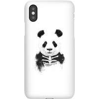 Balazs Solti Skull Panda Phone Case for iPhone and Android - iPhone 11 - Snap Case - Matte