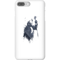 Balazs Solti Singing Wolf Phone Case for iPhone and Android - iPhone 8 Plus - Snap Case - Matte
