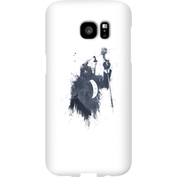 Balazs Solti Singing Wolf Phone Case for iPhone and Android - Samsung S7 Edge - Snap Case - Matte