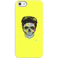 Balazs Solti Colourful Skull Phone Case for iPhone and Android - iPhone 5/5s - Snap Case - Matte - Colourful Gifts