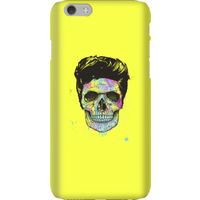 Balazs Solti Colourful Skull Phone Case for iPhone and Android - iPhone 6 - Snap Case - Matte - Colourful Gifts