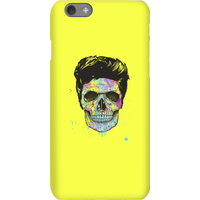 Balazs Solti Colourful Skull Phone Case for iPhone and Android - iPhone 6S - Snap Case - Matte - Colourful Gifts