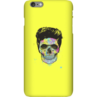 Balazs Solti Colourful Skull Phone Case for iPhone and Android - iPhone 6 Plus - Snap Case - Matte - Colourful Gifts