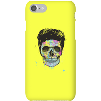 Balazs Solti Colourful Skull Phone Case for iPhone and Android - iPhone 7 - Snap Case - Matte - Colourful Gifts