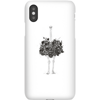 Balazs Solti Ostrich Phone Case for iPhone and Android - iPhone XS Max - Snap Case - Matte