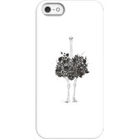 Balazs Solti Ostrich Phone Case for iPhone and Android - iPhone 5/5s - Snap Case - Matte