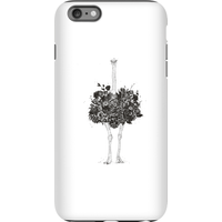 Balazs Solti Ostrich Phone Case for iPhone and Android - iPhone 6 Plus - Tough Case - Gloss