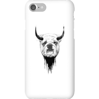 Balazs Solti English Bulldog Phone Case for iPhone and Android - iPhone 7 - Snap Case - Matte