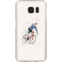 Balazs Solti Cycler Phone Case for iPhone and Android - Samsung S6 - Snap Case - Matte