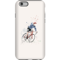 Balazs Solti Cycler Phone Case for iPhone and Android - iPhone 6 - Tough Case - Gloss