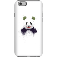 Balazs Solti Joker Panda Phone Case for iPhone and Android - iPhone 6 - Tough Case - Matte