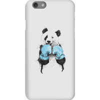 Balazs Solti Boxing Panda Phone Case for iPhone and Android - iPhone 6S - Snap Case - Matte - Iwoot Gifts