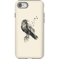 Balazs Solti Birds Flying Phone Case for iPhone and Android - iPhone 8 - Tough Case - Matte