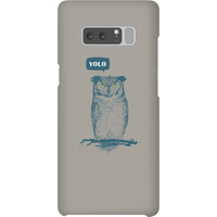Balazs Solti YOLO Phone Case for iPhone and Android - Samsung Note 8 - Snap Case - Gloss