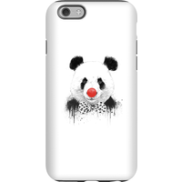 Balazs Solti Red Nosed Panda Phone Case for iPhone and Android - iPhone 6S - Tough Case - Gloss