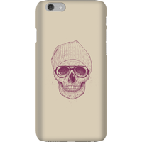 Balazs Solti Skull Phone Case for iPhone and Android - iPhone 6 - Snap Case - Matte