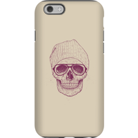 Balazs Solti Skull Phone Case for iPhone and Android - iPhone 6 - Tough Case - Matte