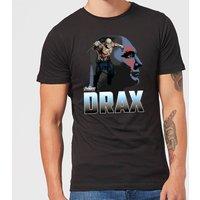 Avengers Drax Men's T-Shirt - Black - XS