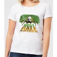 Toy Story Half Doll Half-Spider Women's T-Shirt - White - 5XL - White