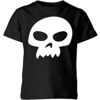 Toy Story Sid's Skull Kids' T-Shirt - Black - 3-4 Years - Black