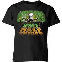 Toy Story Half Doll Half Spider Kids' T-Shirt - Black - 11-12 Years - Black
