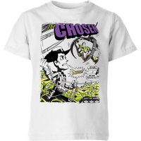 Toy Story Comic Cover Kids' T-Shirt - White - 11-12 Years - White