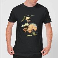 Hammer Horror Dracula Dont Dare See It Alone Mens T-Shirt - Black - XXL - Black