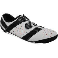 Bont Vaypor + Road Shoes - EU 46 - Normal Fit - White/Black