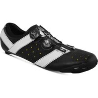 Bont Vaypor + Road Shoes - EU 47 - Normal Fit - Black/White