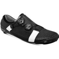Bont Vaypor S Road Shoes - EU 46 - Standard Fit - Black/White