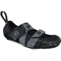 Bont Riot TR+ Road Shoes - EU 48 - Black/Grey