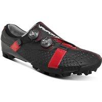 Bont Vaypor G Road Shoes - EU 45 - Black/Red