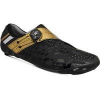 Bont Helix Road Shoes - EU 46.5 - Black/Gold