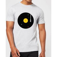 Florent Bodart Music Everywhere Men's T-Shirt - Grey - L - Grey - Music Gifts