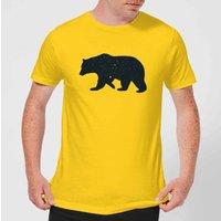 Florent Bodart Bear Men's T-Shirt - Yellow - M - Yellow
