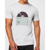 Florent Bodart High Fidelity Men's T-Shirt - Grey - S - Grey