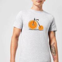 Florent Bodart Citrus Men's T-Shirt - Grey - XS - Grey