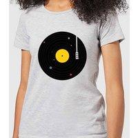 Florent Bodart Music Everywhere Women's T-Shirt - Grey - XXL - Grey - Music Gifts