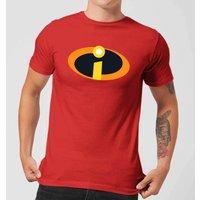 Incredibles 2 Logo Men's T-Shirt - Red - XS - Red