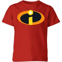 Incredibles 2 Logo Kids' T-Shirt - Red - 3-4 Years - Red