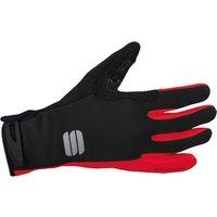 Sportful WS Essential 2 Gloves - M - Black/Red