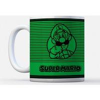 Nintendo Super Mario Luigi Retro Line